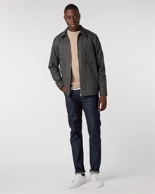 cashmere-crew-sand+wyatt-checked-zip-overshirt-grey-melange+denim2-raw2555-2