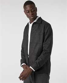 clean-cut-oxford-shirt-white+original-overshirt-wool-pinstripe+tapered-wool-trouser-charcoal3570