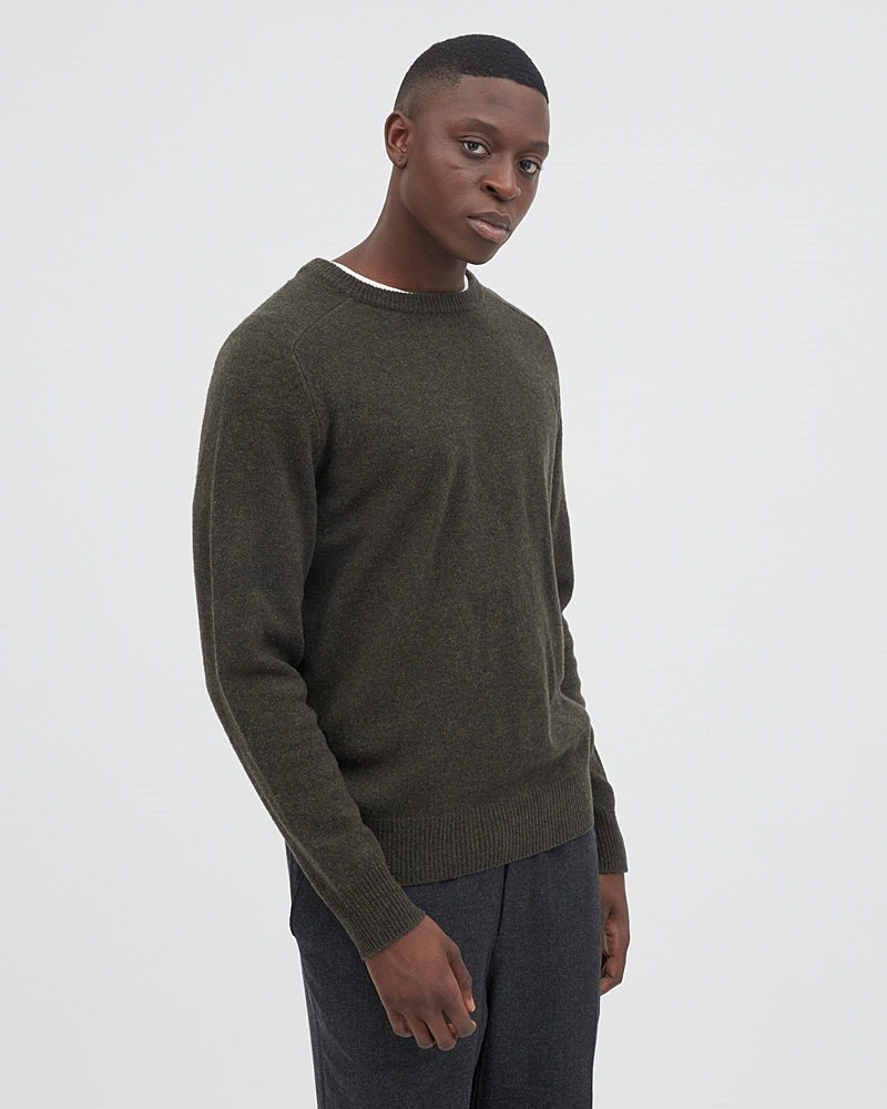 lambswool-sweater-green-melange29362-1