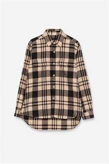 Atkins Cotton Flannel Overshirt