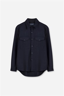 Atkins Wool Overshirt