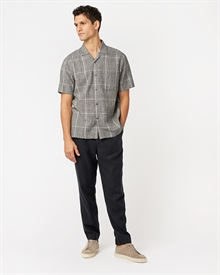 camp-collar-linen-shirt-checked3734-3