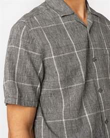 camp-collar-linen-shirt-checked3761-4