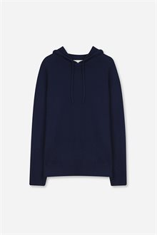 Cashmere-Wool Hoodie