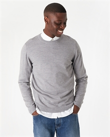dress-shirt-white+classic-merino-crew-light-grey-melange11532-2