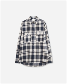 Heavy Shirt - Checked Flannel