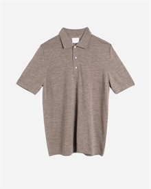 Merino Polo - Short Sleeve