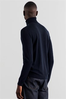 Merino Roll-Neck