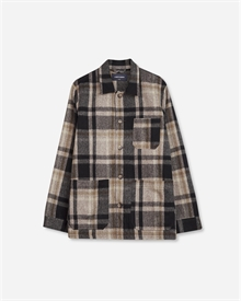Original Overshirt - Checked Wool
