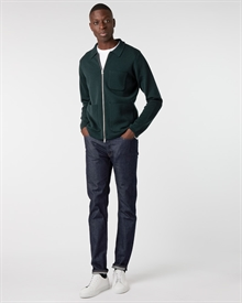 pepus-full-zip-up-polo-milano-knit-seaweed-green+denim2-raw2425-2