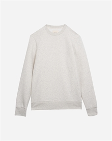 sturdy-fleeceback-sweat-off-white-melange-product