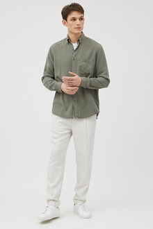 tencel-shirt-button-down-olive9925-2