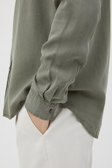 tencel-shirt-button-down-olive9952-5