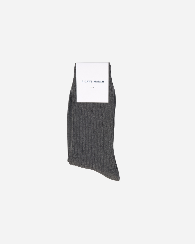 1-adaysmarch-classic-cotton-socks-GREY-MELANGE-1