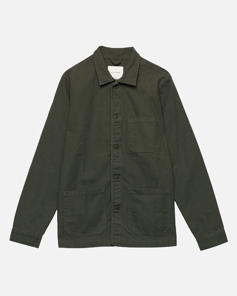 1-adaysmarch-overshirt-herringbone-army-2-new