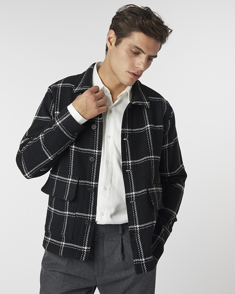 jan-checked-overshirt-black11875-1