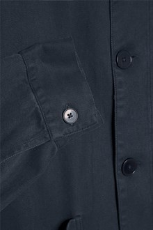 Camp-Collar Overshirt - Tencel