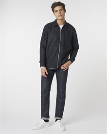 zip-overshirt-checked-wool-navy-melange11437-2